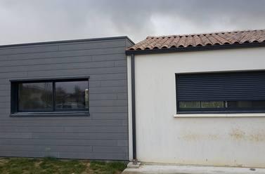 Projet d'extension bois maisons bois 4