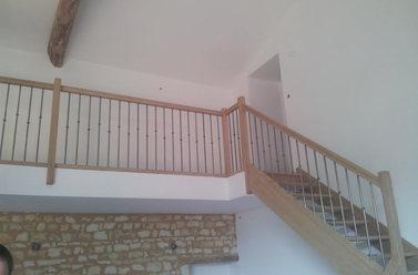 Rambardes d'escalier 2