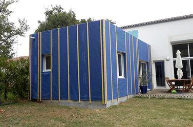 Projet d'extension bois maisons bois 2