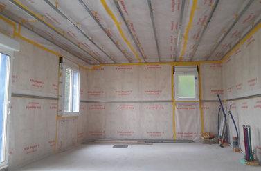 Projet d'extension bois maisons bois 3