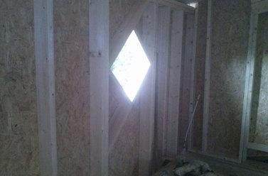 Isolation de maison ossature bois