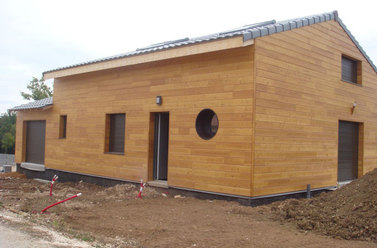 Maison ossature bois Rochefort