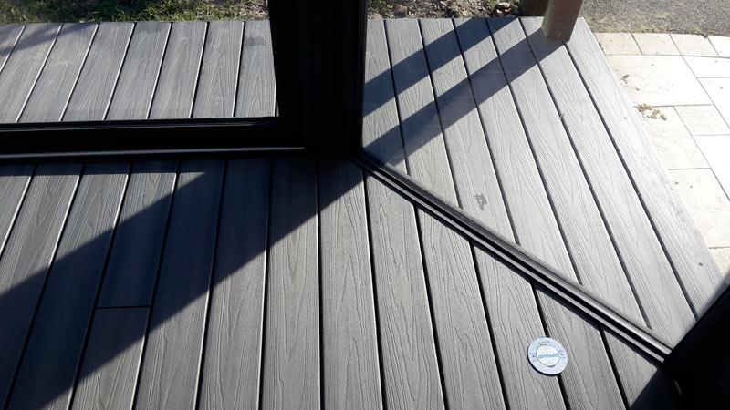 Avenir Bois Réalise La Pose De Terrasse Bois Près De Saintes - Poser une terrasse bois 2